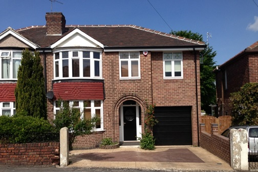 Double side extension design and drawings in Hull, Barton upon Humber, Grimsby, York, Leeds, Lincoln, Gloucester, Yorkshire